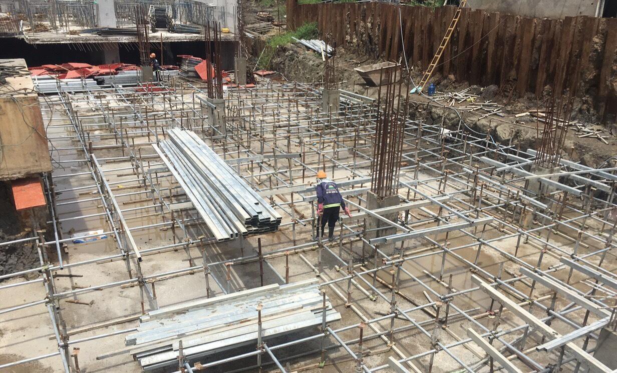 Cập nhật tiến độ dự án Viva Plaza Nguyễn Lương Bằng, quận 7