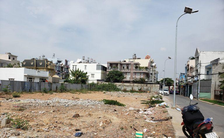 Đất nền ngay căn hộ Green Town, Bình Tân
