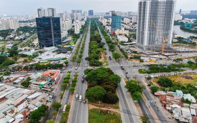 Khởi công xây dựng hầm chui Nguyễn Văn Linh – Nguyễn Hữu Thọ 830 tỉ đồng