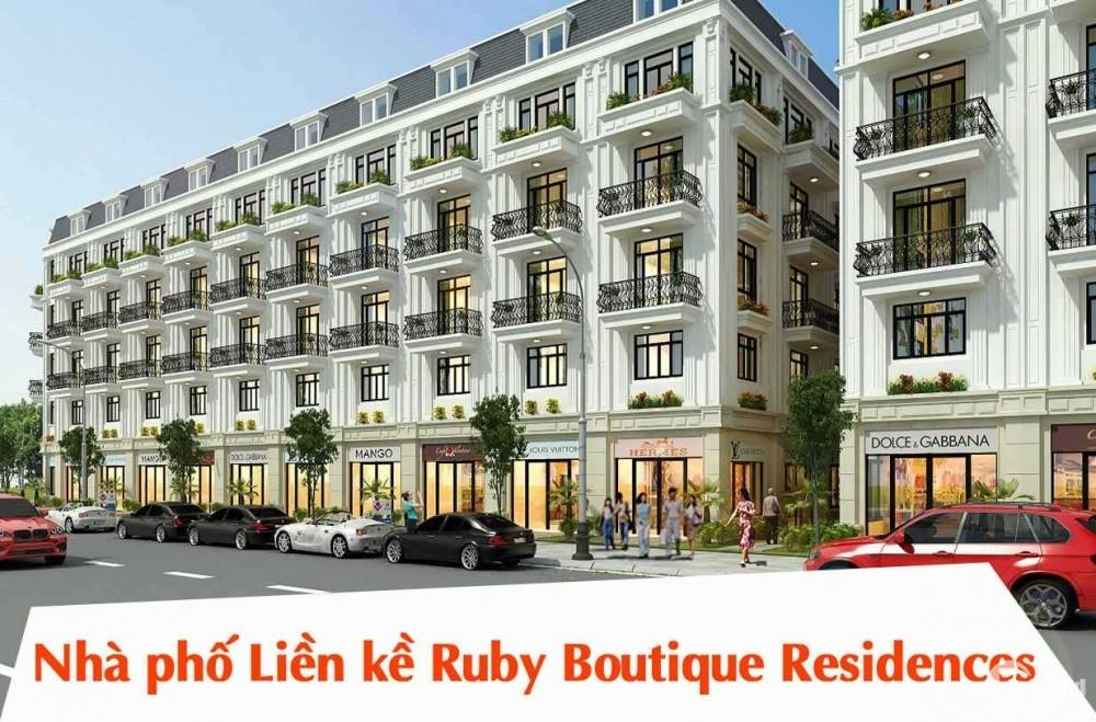 Ruby Boutique Residence – Lựa chọn đầu tư BĐS thông minh giữa thị trường biến động