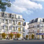 Sắp mở bán chính thức dự án nhà phố Ruby Boutique Residence